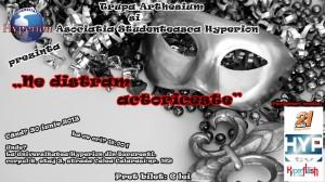 afis_ne_distram_actoriceste_hyperion_bucuresti