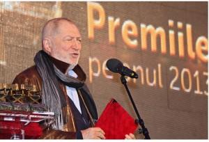 Eusebiu Stefanescu premiat la UCIN 05mai 2014