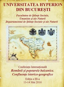 AFIS CONFERINTA INTERNATIONALA ISTORIE