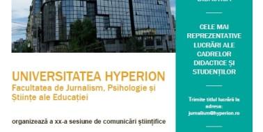 sesiune comunicari jurnalism 2016